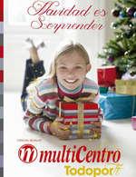 Ofertas de Multicentro, navidad es sorprender