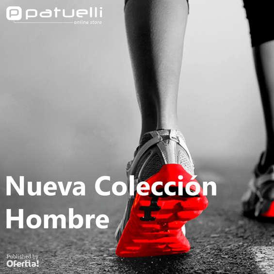 Ofertas de Patuelli, Nueva Colección Hombre