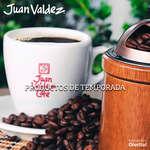 Ofertas de Juan Valdéz, productos de temporada