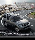 Ofertas de Nissan, Nissan Pathfinder