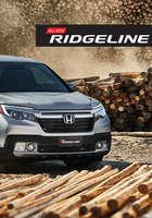 Ofertas de Honda, all new ridgeline