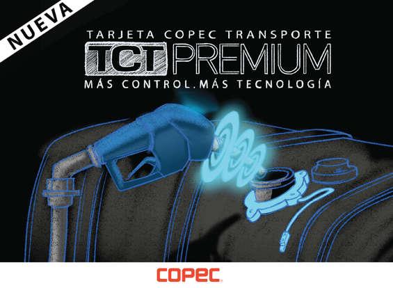 Ofertas de Copec, Tarjeta Copec Transporte