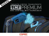 Tarjeta Copec Transporte