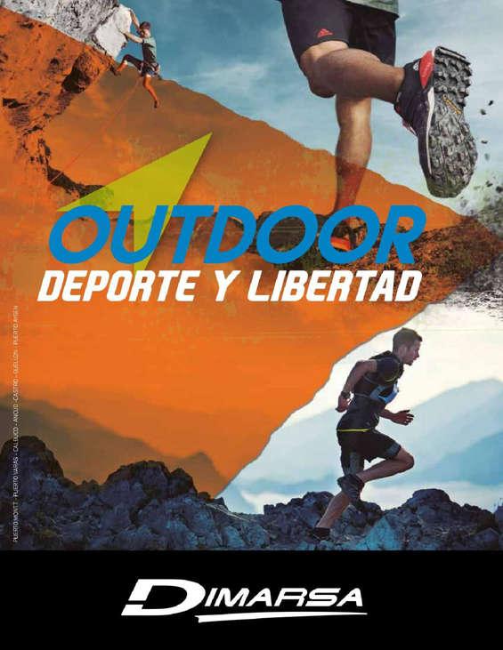 Ofertas de Dimarsa, Outdoor Deporte y Libertad