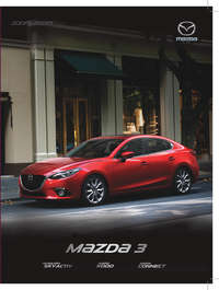 Nuevo Mazda 3 2016