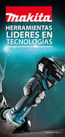 Ofertas de Makita, tecnologías 2016