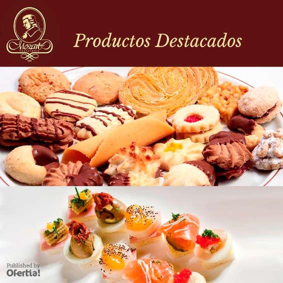 Ofertas de Pastelería Mozart, productos destacados