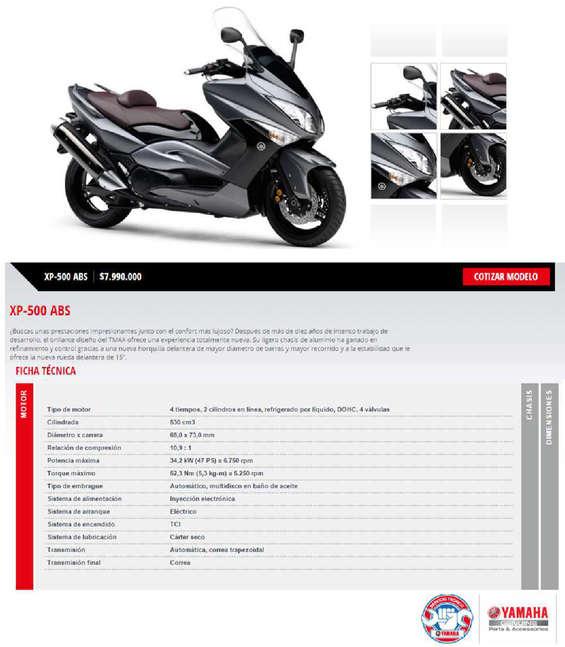 Ofertas de Yamaha Motos, Motos Scooter
