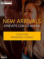 Ofertas de Funsport, New Arrivals CAT