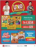 Ofertas de Unimarc, Uno no es Ninguno