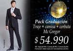 Ofertas de Coopercarab, pack graduación