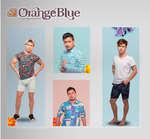 Ofertas de Orange Blue, línea hombre