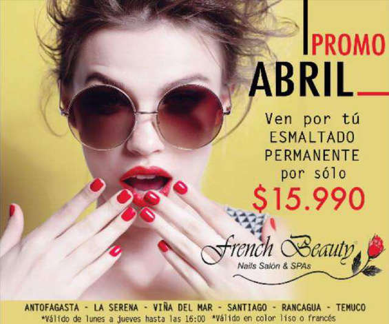 Ofertas de French Beauty, promo abril