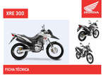 Ofertas de Honda, XRE 300