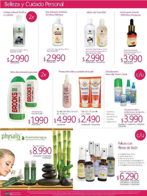 Ofertas de Farmacias Knop, catálogo marzo