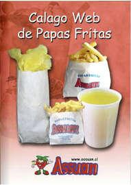 Catálogo de Papas Fritas