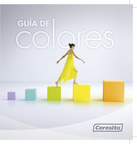 folleto 12 colores ceresita