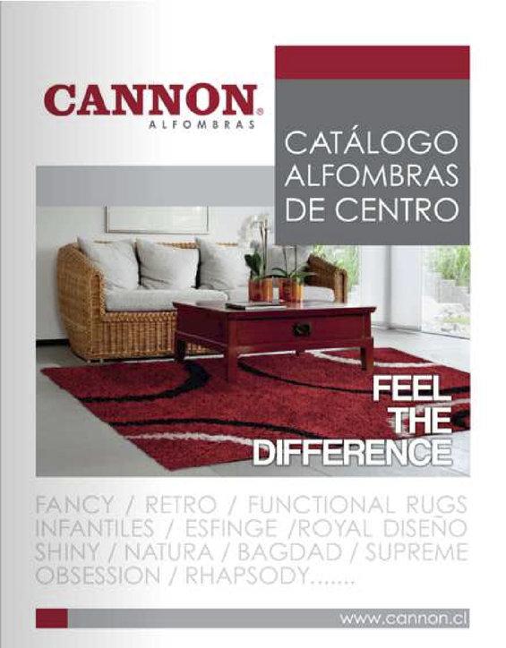 Ofertas de Cannon, alfombras de centro