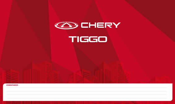 Ofertas de Chery Motors, Tiggo 2016
