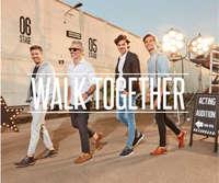 walk toghether