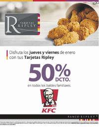 Descuentos en KFC
