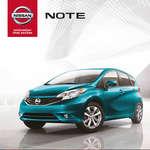 Ofertas de Nissan, nuevo note