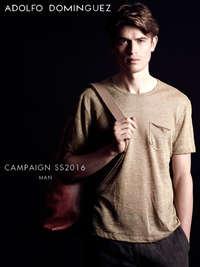 Campaign SS2016 Man