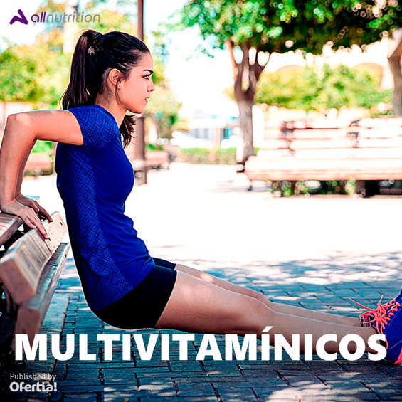 Ofertas de All Nutrition, Multivitamínicos