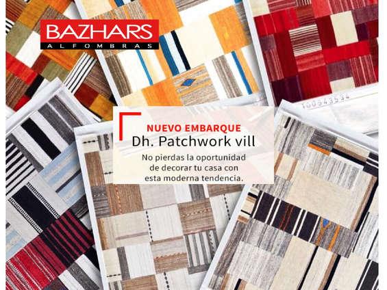Ofertas de Bazhars, Alfombras Patchwork
