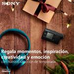 Ofertas de Sony Store, Regala momentos, inspiración, creatividad y emoción