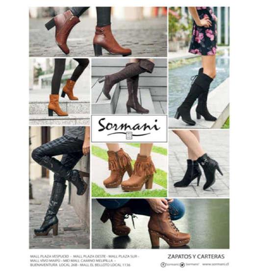 Ofertas de Sormani, otoño invierno