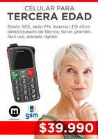 Ofertas de GSM, nuevos