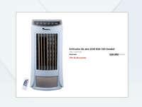 Oportunidad en ventiladores