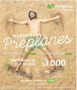 Ofertas de Movistar, preplanes