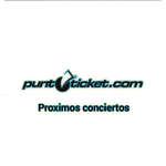 Ofertas de Punto Ticket, próximos conciertos