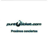 próximos conciertos