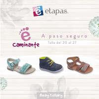 zapatos etapas