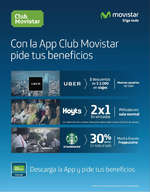 Ofertas de Movistar, Club de beneficios