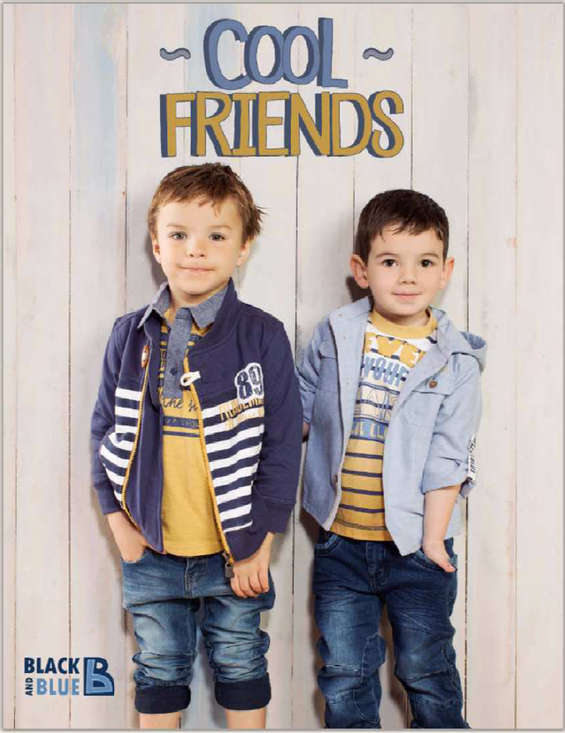 Ofertas de Black And Blue, cool friends