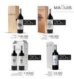 Ofertas de El Mundo del Vino, Catálogo de Regalos 2016-2017