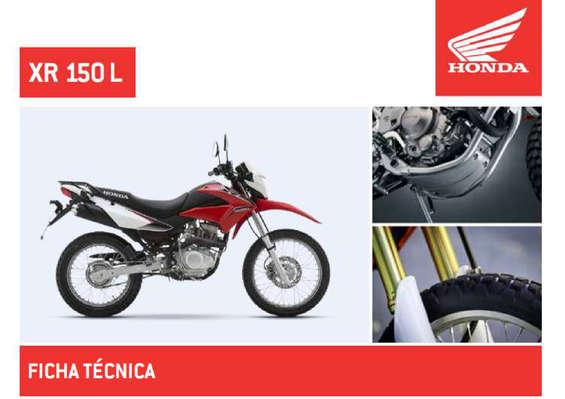Ofertas de Honda, XR 150 L