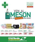 Ofertas de Cruz Verde, CUIDADO PERSONAL