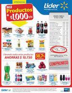 Ofertas de Lider, mil productos