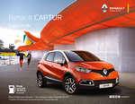 Ofertas de Renault, nuevo catalogo captur