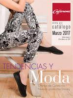 Ofertas de Caffarena, catálogo marzo