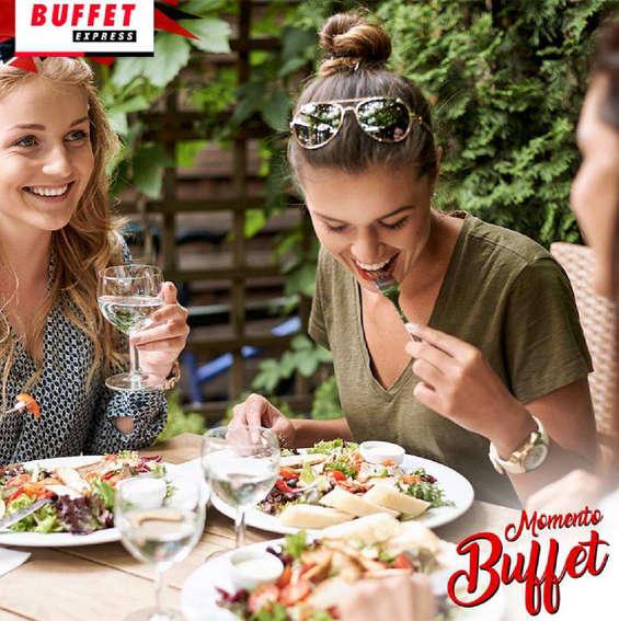 Ofertas de Buffet Express, momento buffet
