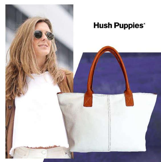 Ofertas de Hush Puppies, bolsos primaverales