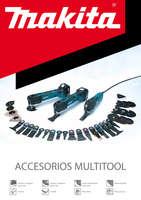 Ofertas de Makita, Accesorios Multitools