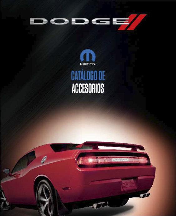 Ofertas de Dodge, catálogo de accesorios