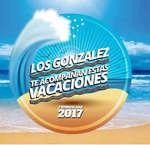 Ofertas de Los Gonzalez, te acompañan estas vacaciones